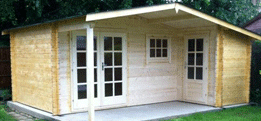 Wooden buildings, shed, outbuildings in Horsforth, leeds